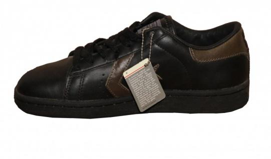 Converse Skateboard Schuhe Pro Leather Ox Black/ Gunmetal Sneakers Shoes - Vorschau 2