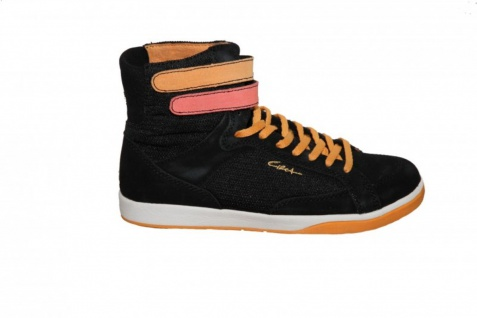 Circa Skateboard sneakers Damen Schuhe Havw Black/Orange sneakers Skateboard high Beliebte Schuhe f065cb