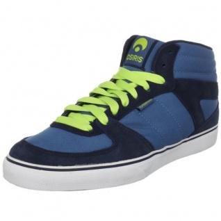 Osiris Skateboard Schuhe Uptown Vulc Slt/Navy/Lime