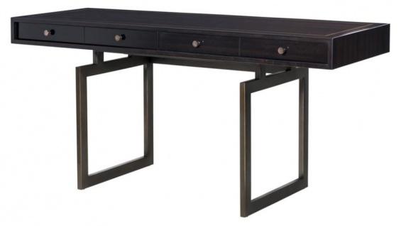 Casa Padrino Luxus Schreibtisch 160 x 55 x H. 76 cm - Designer Kollektion