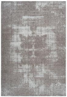 Casa Padrino Wohnzimmer Teppich Vintage Taupe - Verschiedene Größen - Deko Accessoires
