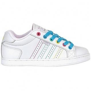 Osiris Skateboard Schuhe Troma II Girls White/Multi - Skateboard Shoes