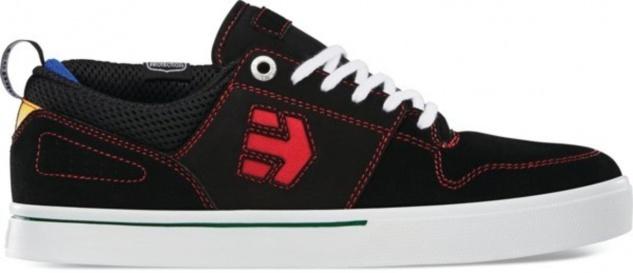 Etnies Skateboard Schuhe United Brake 2.0 Black Etnies Shoes