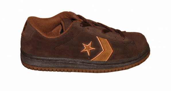 Converse Skateboard Schuhe Ev Pro Ox Brown/Orange sneakers shoes