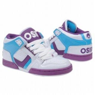 Osiris Skateboard Schuhe South Bronx Girls Blue/Grey/Purple