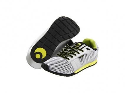 Osiris Skateboard Schuhe -- Retron-- Silver/Lime/Black - Vorschau 2