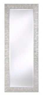 Casa Padrino Wohnzimmer Spiegel Silber 58 X H 148 Cm Luxus