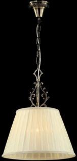 Casa Padrino Barock Decken Kronleuchter Bronze 33 x H 41 cm Antik Stil - Möbel Lüster Leuchter Hängeleuchte Hängelampe