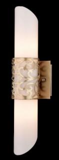 Casa Padrino Barock Wandleuchte Gold 12 x H 45, 7 cm Antik Stil - Wandlampe Wand Beleuchtung