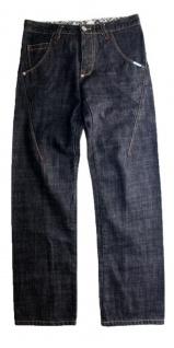 Broke Skateboard Jeans Print
