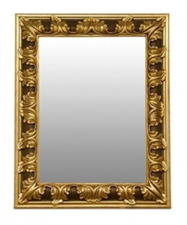 Casa Padrino Barock Spiegel Gold 124 x H. 157 cm - Möbel im Antik Stil