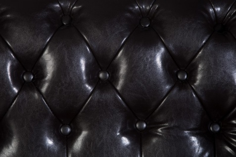 Casa Padrino Chesterfield 2er Sofa Dunkelbraun - Wohnzimmer Couch Möbel Braun - Vorschau 4
