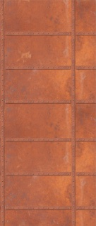 Tür 2.0 XXL Wallpaper für Türen 20012 Schott - selbstklebend- Blickfang für Ihr zu Hause - Tür Aufkleber Tapete Fototapete FotoTür 2.0 XXL Vintage Antik Stil Retro Wallpaper Fototapete