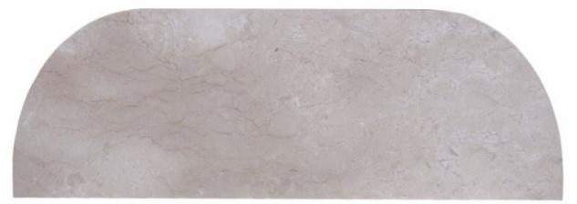 Casa Padrino Luxus Jugendstil Mahagoni Konsole mit Marmorplatte Dunkelbraun / Weiß 114 x 40 x H. 88 cm - Luxus Qualität - Vorschau 5