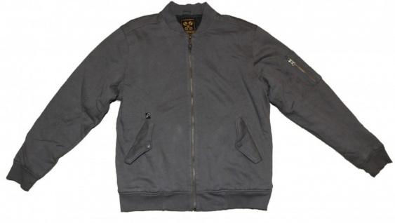 Fourstar Skateboard Momber Jacket Dark Grey