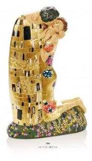 """Wunderschöne Figur Gustav Klimt: """" Der Kuss"""""""