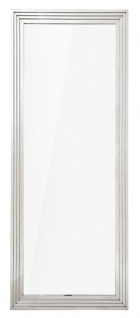 Casa Padrino Wohnzimmer Spiegel Silber 86 X H 219 Cm Luxus