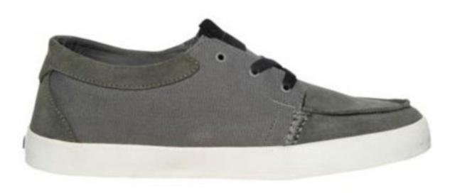 Fallen Skateboard Schuhe Yuma Thomas Grey/White