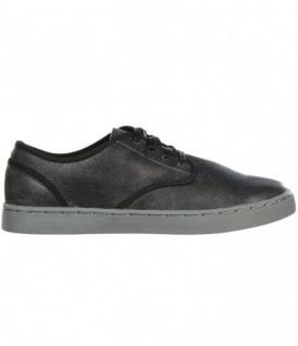 Kr3w -- Krew Skateboard Schuhe- Grant Low-- Dirty Denim Leather