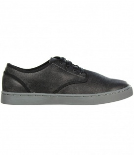 Kr3w -- Krew Skateboard Schuhe- Grant Low-- Dirty Denim Leather Beliebte Schuhe
