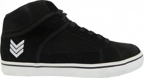 Vox Skateboard Schuhe Navagator Black White White
