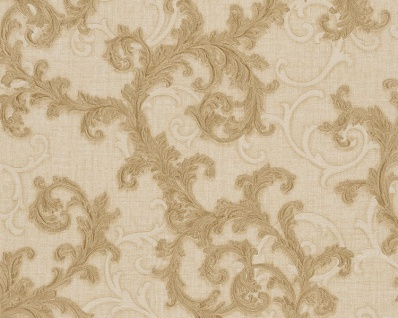 Versace Designer Barock Tapete Baroque & Roll 962312 Jugendstil Vliestapete Vlies Tapete