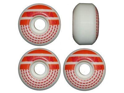Vanilla Skateboard Wheels IS-53 53mm