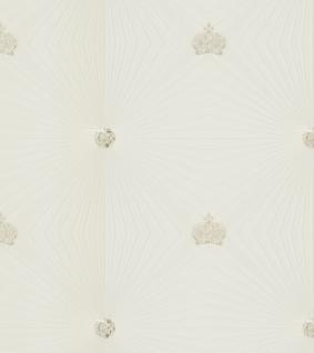 Harald Glööckler Designer Barock Vliestapete 54401 - Deux - Weiß / Beige / Creme - Vorschau