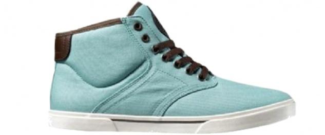 Gravis Skateboard Schuhe Dylan Mid Agate Green
