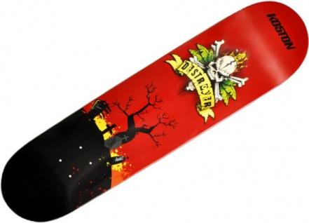 Koston Skateboard Deck Destroyer 7.75 x 31.75 inch