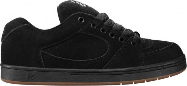 ES Footwear Skateboard Schuhe Accel Black