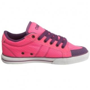 Osiris Skateboard Schuhe -- Barron- Pink/Purple/White - Vorschau 2