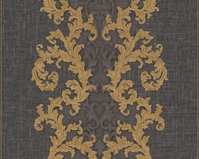 Versace Designer Barock Tapete Baroque & Roll 962325 Jugendstil Vliestapete Vlies Tapete