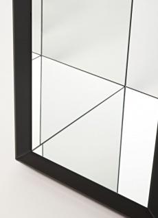 Casa Padrino Luxus Beistelltisch im Säulen Design Schwarz 46 x 46 x H. 112 cm - Luxus Qualität - Vorschau 2