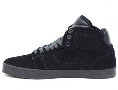 Osiris Skateboard Schuhe-- Effect-- Black/Black/Black