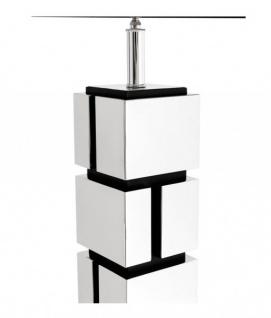 Casa Padrino Luxus Stehleuchte Nickel - Luxury Collection - Vorschau 3