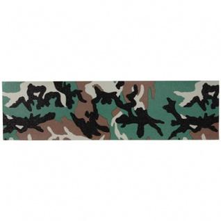 Koston Skateboard Griptape Camo - Grip Tape - Army Camouflage - Tarnfarbe