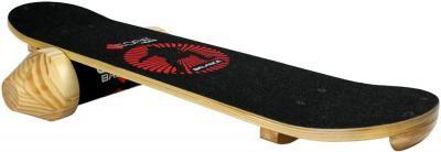 Core Balance Skateboard - Balance Board aus Holz - Skateboard fahren zu Hause