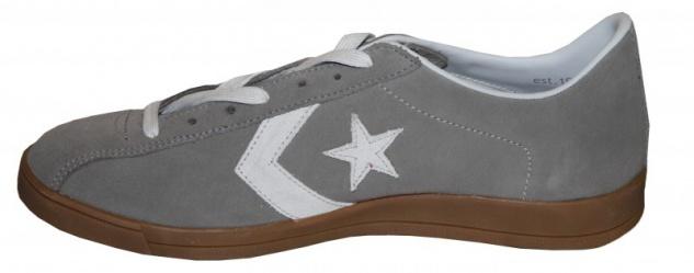 Converse Skateboard Schuhe All Star Trainer Ox Grey Phaeton Gery / Cloud Grey Ox Sneakers Shoes Beliebte Schuhe 302e44