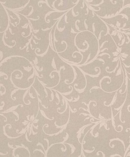 Casa Padrino Barock Textiltapete Beige 10, 05 x 0, 53 m - Tapete im Barockstil - Deko Accessoires