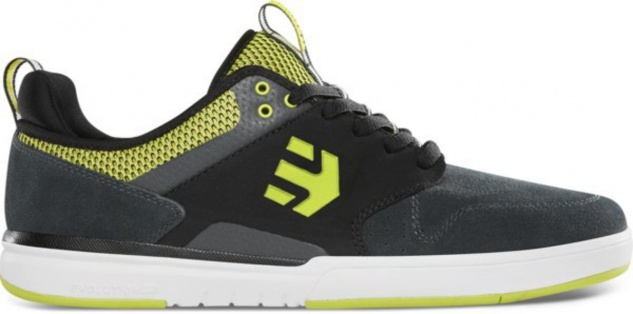 Etnies Skateboard Schuhe Aventa Grey/Black Etnies Shoes