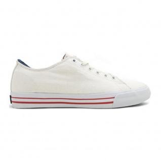 SUPRA Skateboard Styler Schuhe Thunder Low Vintage White