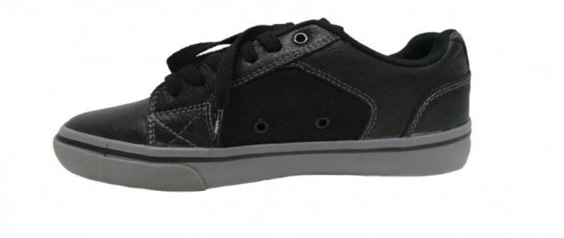Vox Skateboard Schuhe Duffy Duffy Duffy Black/Black/Grey ddd3a0