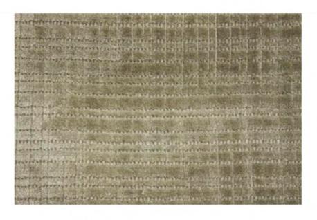 Casa Padrino Luxus Teppich Taupe 200 x 300 cm - Wohnzimmer Deko