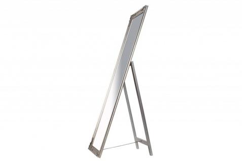 Casa Padrino Luxus Standspiegel 160 cm - Designer Spiegel - Silber - Vorschau 3