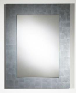 Casa Padrino Luxus Spiegel Silber 80 x H. 105 cm - Wohnzimmermöbel - Vorschau 2