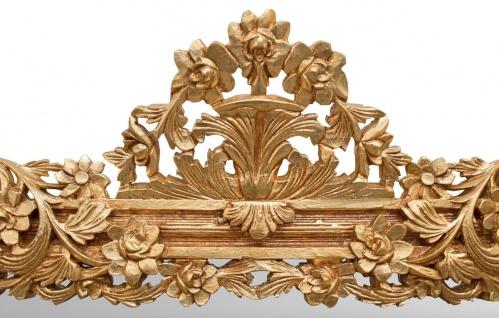 Casa Padrino Barock Spiegel / Wandspiegel Gold 122 x H. 224 cm - Barockstil Möbel - Vorschau 3