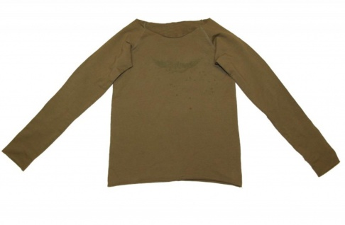 Billabong Skateboard Pullover Sweat Crew Jenny Army