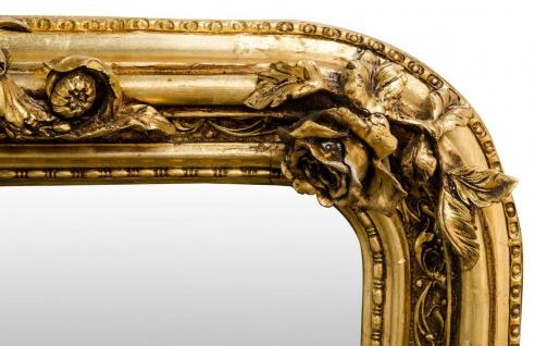 Casa Padrino Antik Stil Wandspiegel Gold 142 x H. 100 cm - Barock Möbel - Vorschau 2