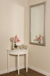 Casa Padrino Barock Wohnzimmer Spiegel / Wandspiegel Antik Silber 72 x H. 132 cm - Barockmöbel - Vorschau 4